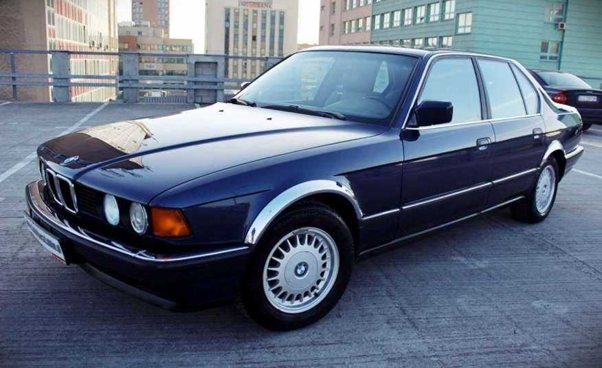 BMW 730 3.0 Benzyna 188KM Manual Klima Alufelgi RARYTAS zdjęcie 2