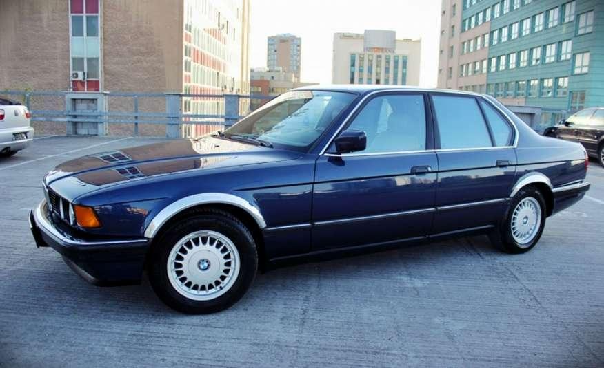 BMW 730 3.0 Benzyna 188KM Manual Klima Alufelgi RARYTAS zdjęcie 3