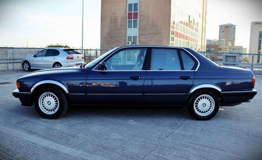 BMW 730 3.0 Benzyna 188KM Manual Klima Alufelgi RARYTAS zdjęcie 4