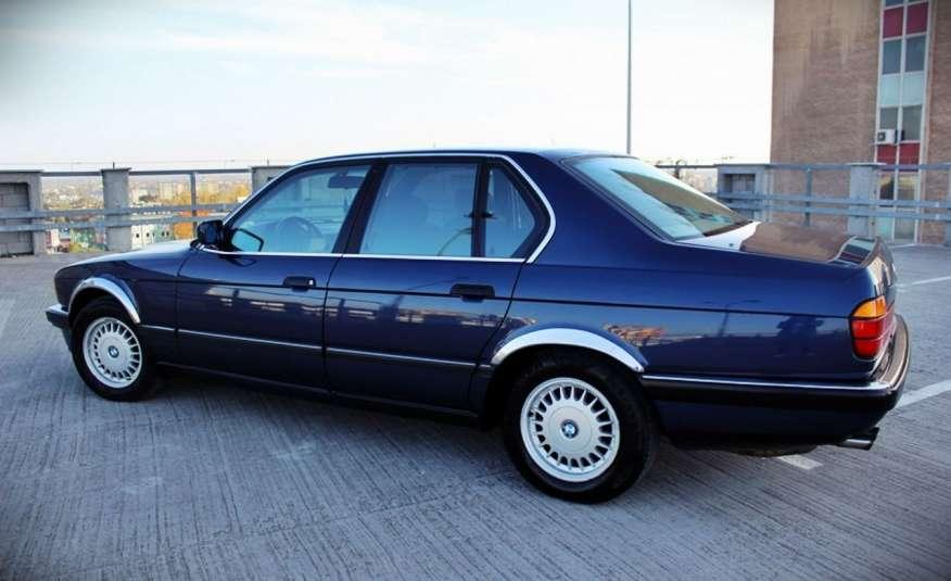 BMW 730 3.0 Benzyna 188KM Manual Klima Alufelgi RARYTAS zdjęcie 5