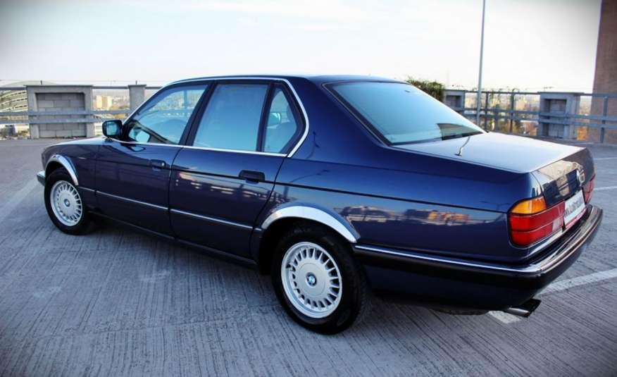 BMW 730 3.0 Benzyna 188KM Manual Klima Alufelgi RARYTAS zdjęcie 6