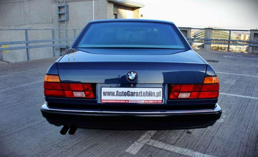 BMW 730 3.0 Benzyna 188KM Manual Klima Alufelgi RARYTAS zdjęcie 7