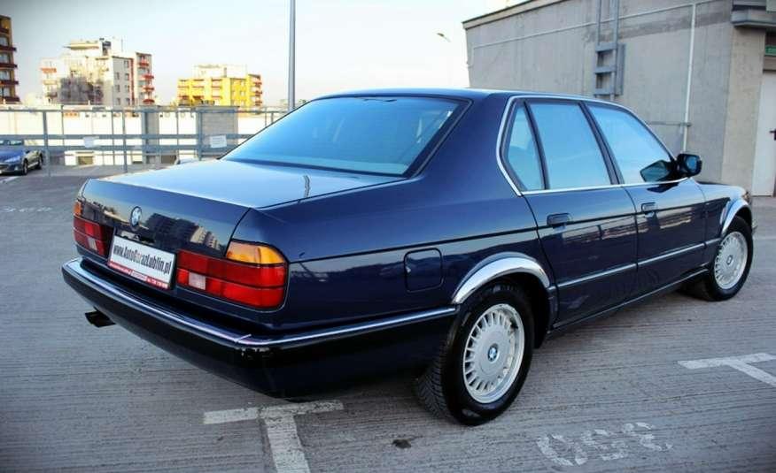 BMW 730 3.0 Benzyna 188KM Manual Klima Alufelgi RARYTAS zdjęcie 8