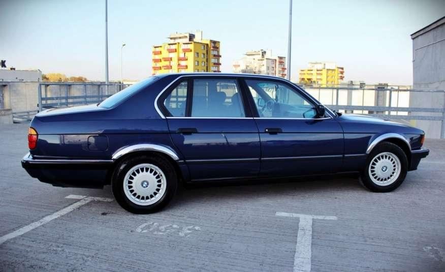 BMW 730 3.0 Benzyna 188KM Manual Klima Alufelgi RARYTAS zdjęcie 9