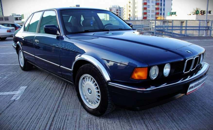 BMW 730 3.0 Benzyna 188KM Manual Klima Alufelgi RARYTAS zdjęcie 12