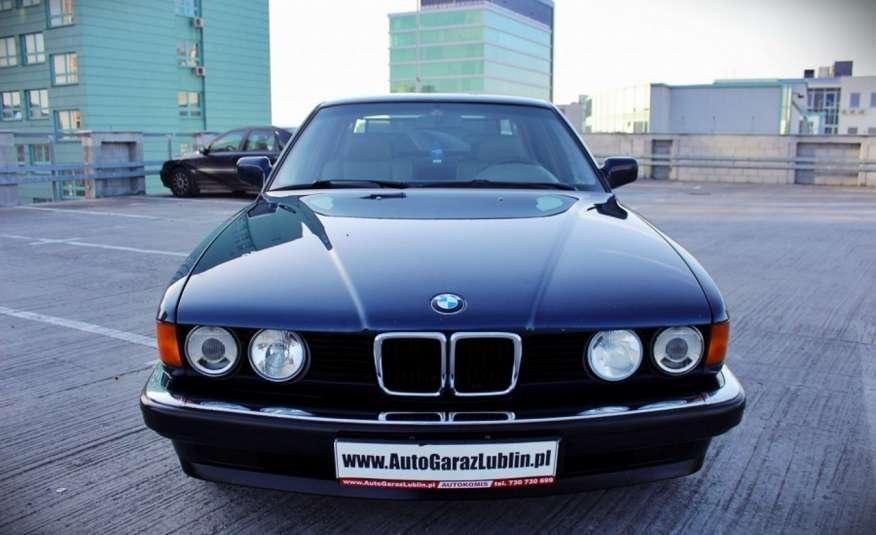 BMW 730 3.0 Benzyna 188KM Manual Klima Alufelgi RARYTAS zdjęcie 13