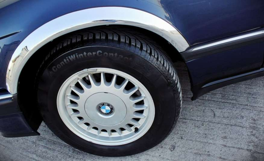 BMW 730 3.0 Benzyna 188KM Manual Klima Alufelgi RARYTAS zdjęcie 14