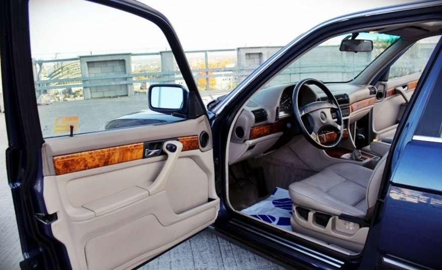 BMW 730 3.0 Benzyna 188KM Manual Klima Alufelgi RARYTAS zdjęcie 15