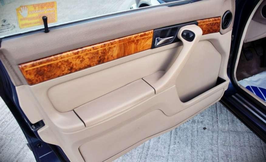 BMW 730 3.0 Benzyna 188KM Manual Klima Alufelgi RARYTAS zdjęcie 16
