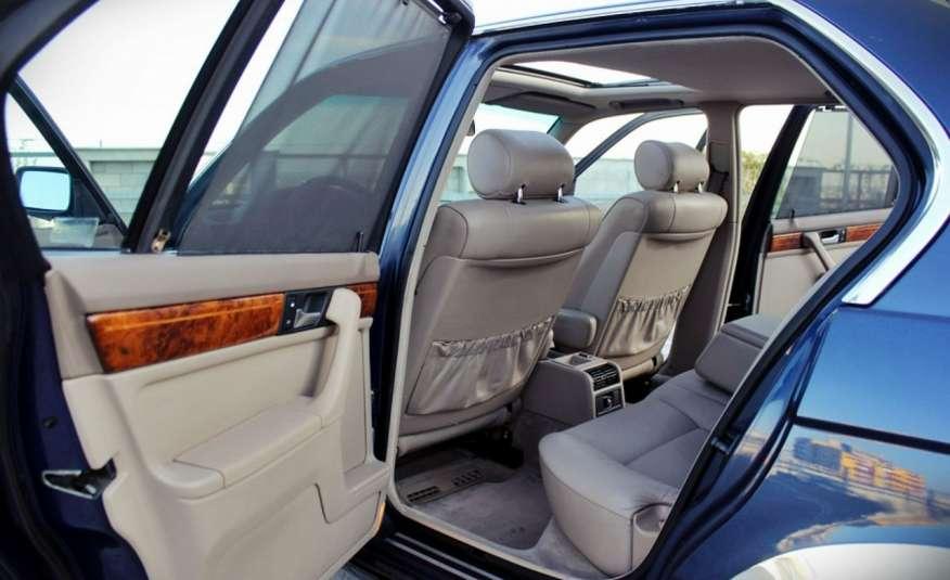 BMW 730 3.0 Benzyna 188KM Manual Klima Alufelgi RARYTAS zdjęcie 21