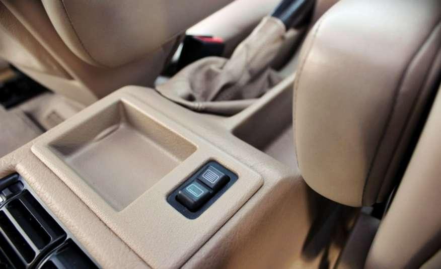 BMW 730 3.0 Benzyna 188KM Manual Klima Alufelgi RARYTAS zdjęcie 28
