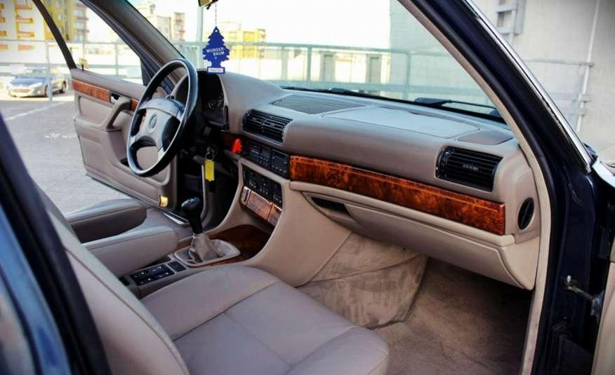 BMW 730 3.0 Benzyna 188KM Manual Klima Alufelgi RARYTAS zdjęcie 29