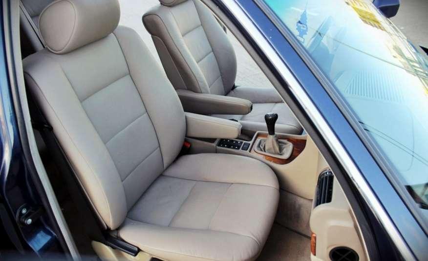 BMW 730 3.0 Benzyna 188KM Manual Klima Alufelgi RARYTAS zdjęcie 31
