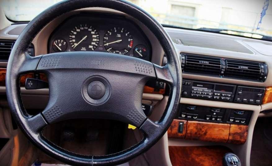 BMW 730 3.0 Benzyna 188KM Manual Klima Alufelgi RARYTAS zdjęcie 33