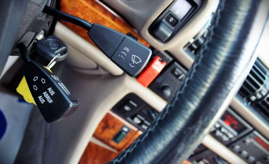 BMW 730 3.0 Benzyna 188KM Manual Klima Alufelgi RARYTAS zdjęcie 34
