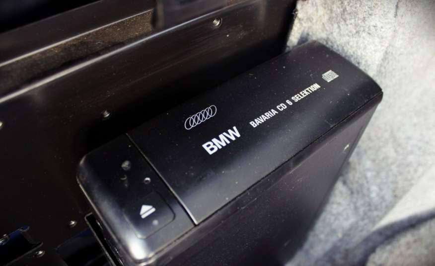 BMW 730 3.0 Benzyna 188KM Manual Klima Alufelgi RARYTAS zdjęcie 38