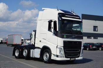 Volvo / FH / 500 / 6 X 2 / EURO 6 / PUSHER / XXL / ACC / DMC 60 000 KG / HYDRAULIKA