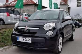 Fiat 500L 0.9 B 105 KM 117 tys. km z Niemiec