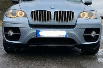 BMW X6 BMW X6 Activehybrid 485 km