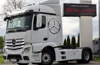 Mercedes ACTROS 1845 / RETARDER / OPONY 100 % / EURO 6 / SUPER STAN /