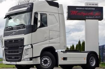 Volvo FH 500 / I-COOL / ACC / SPROWADZONY Z ASO VOLVO / 2016 R / OPONY 100 % /