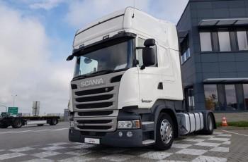 Scania R450LA4X2MEB MEGA TOPLINE EURO 6 RETARDER