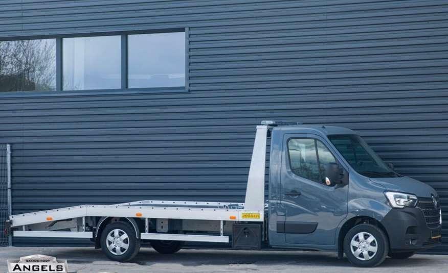 Renault Master AUTOLAWETA Pomoc Drogowa zdjęcie 1