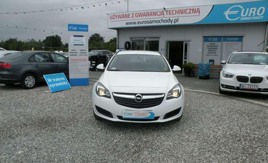 Opel Insignia 1.6 turbo Salon PL Gwar.rok zdjęcie 1