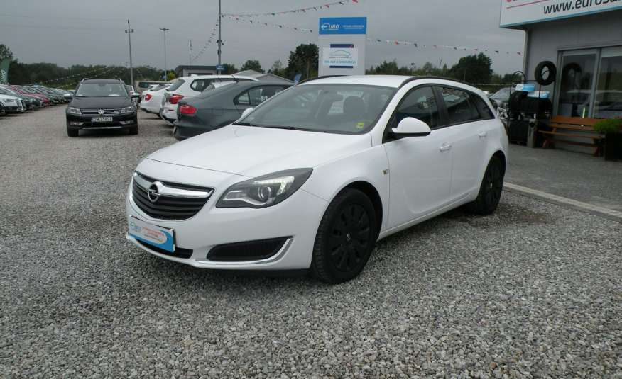 Opel Insignia 1.6 turbo Salon PL Gwar.rok zdjęcie 2