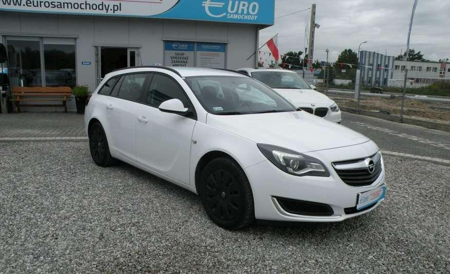 Opel Insignia 1.6 turbo Salon PL Gwar.rok zdjęcie 3