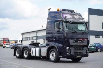 Volvo / FH 16 / 600 KM / 6 X 4 / / RETARDER / DMC 100 000 KG / PEŁNA OPCJA