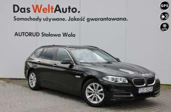 BMW 520 F11 2.0d 190KM Steptronic LED Serwis ASO Stan BDB