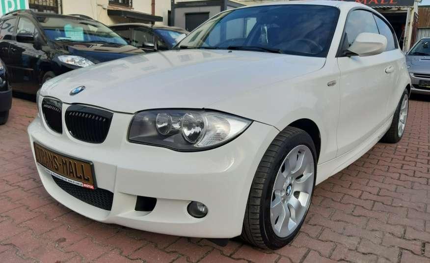 BMW 116 116i, 2.0b/122KM, pisemna gwarancja, auto po opłatach zdjęcie 1