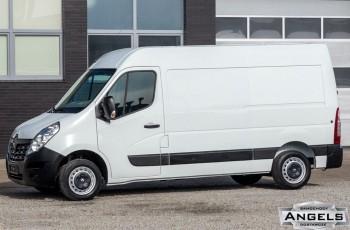 Renault Master L2H2 ŚREDNI 130KM NOWY MODEL