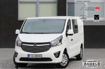 Opel Vivaro L2H1 BRYGADOWY 6-OSÓB