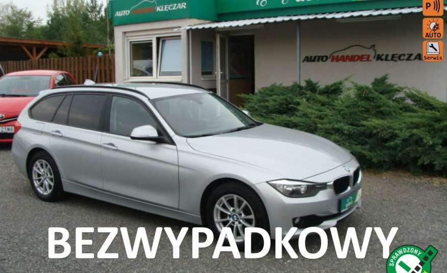 BMW 318 2.0 136 kM F31 zarejestrowany i ubezpieczony, nawigacja, skórzana tap. zdjęcie 1