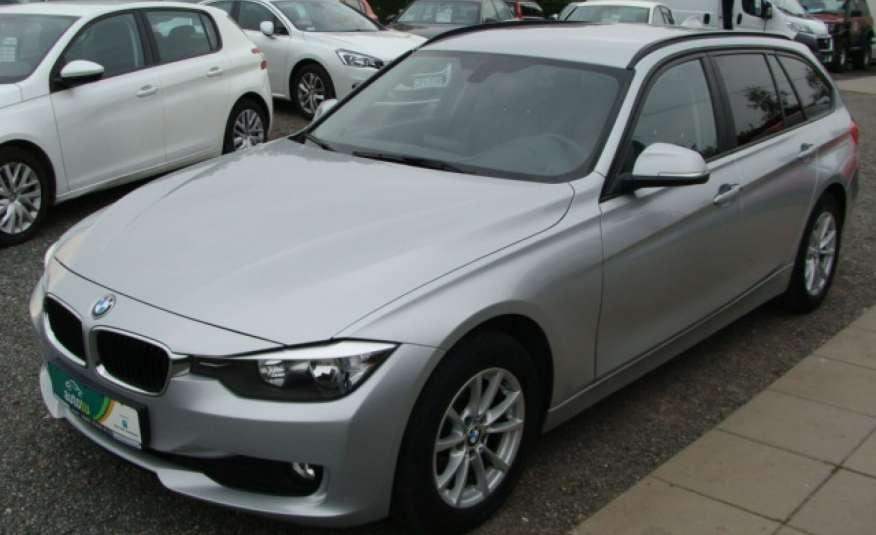 BMW 318 2.0 136 kM F31 zarejestrowany i ubezpieczony, nawigacja, skórzana tap. zdjęcie 2