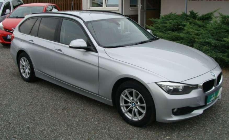 BMW 318 2.0 136 kM F31 zarejestrowany i ubezpieczony, nawigacja, skórzana tap. zdjęcie 3