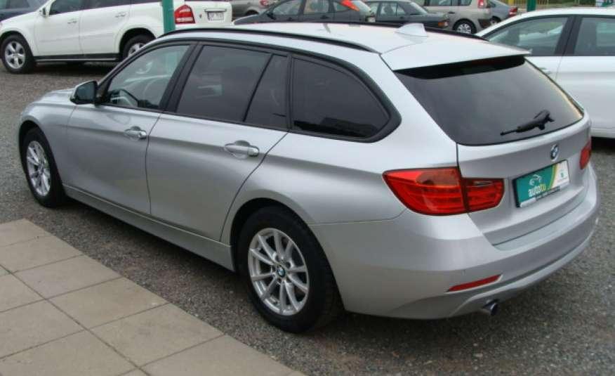 BMW 318 2.0 136 kM F31 zarejestrowany i ubezpieczony, nawigacja, skórzana tap. zdjęcie 5
