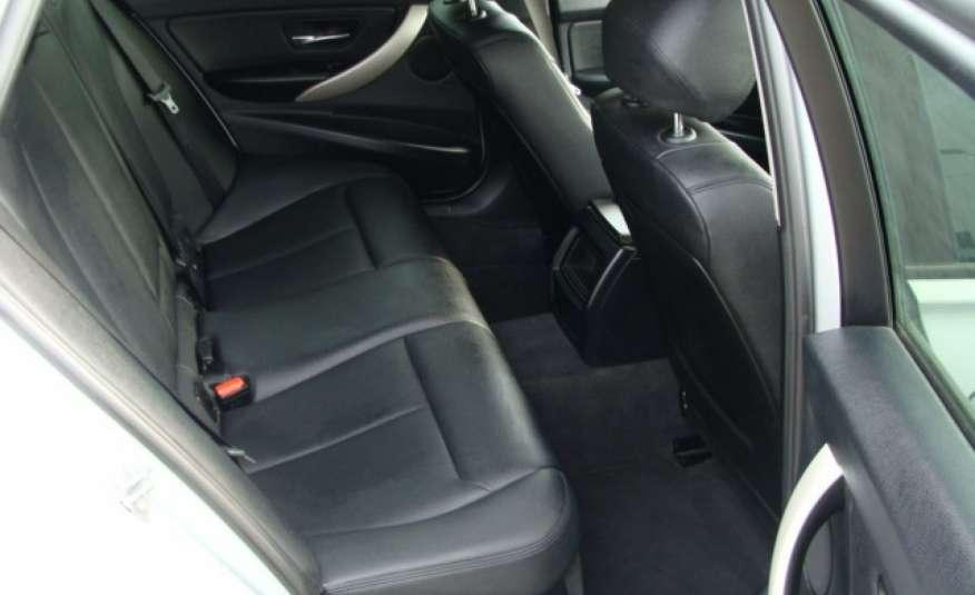 BMW 318 2.0 136 kM F31 zarejestrowany i ubezpieczony, nawigacja, skórzana tap. zdjęcie 8
