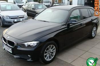 BMW 316 2.0 115 kM F31 zarejestrowany i ubezpieczony, nawigacja, skórzana tap.