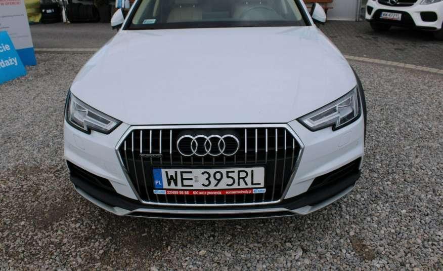 Audi A4 Allroad F-Vat, Gwarancja, Navi.4x4, Automat, Kamera cofania, Grzane Fotele, Sal.PL zdjęcie 1
