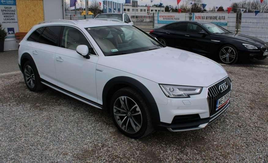 Audi A4 Allroad F-Vat, Gwarancja, Navi.4x4, Automat, Kamera cofania, Grzane Fotele, Sal.PL zdjęcie 2