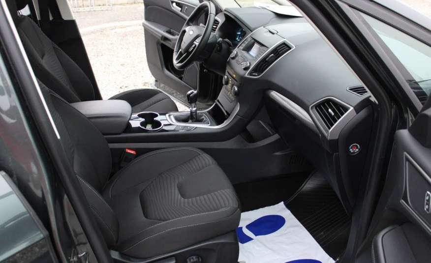 FORD S-Max Salon, gwarancja, f-vat, czujniki, 52tys km, benzyna zdjęcie 7