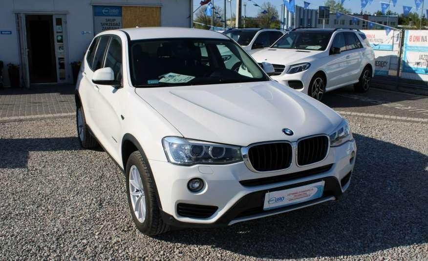 BMW X3 F-Vat, Salon Polska, Xenon, Automat, Gwarancja, X-Drive, Kamera Cofania zdjęcie 1