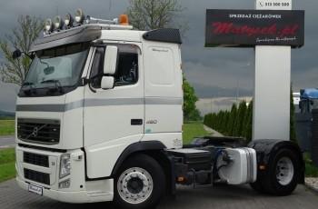 Volvo FH 460 / RETARDER / NISKA KABINA / HYDRAULIKA / EEV / SPROWADZONY