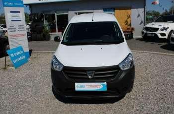 Dacia Dokker Salon, f-vat, czujniki, klima, gwarancja