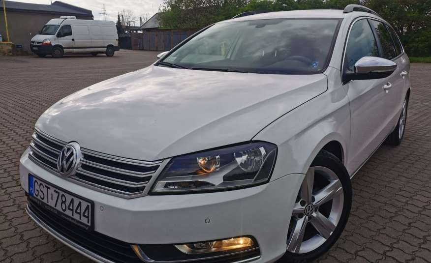 Volkswagen Passat 2.0 Tsi 211 km manual 2014 zarejest zdjęcie 1