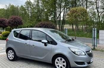 Opel Meriva 1.4 Turbo 120KM / Salon PL I-właściciel / Bezwypadkowa