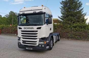 Scania R450 6x2/4 PUSHER